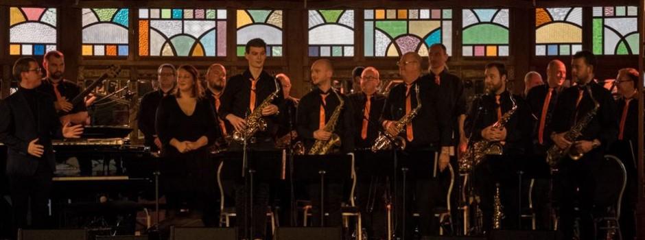 Le JMO était au Tournai Jazz Festival 2017
