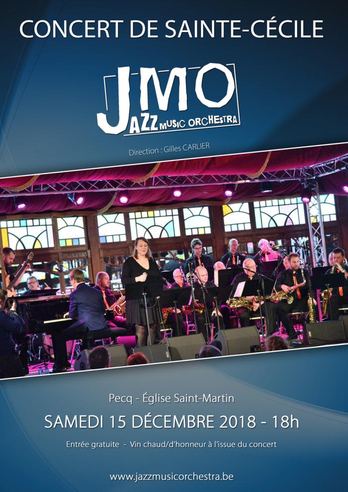 Concert de Sainte-Cécile @ Eglise St Martin - Pecq | Pecq | Wallonie | Belgique